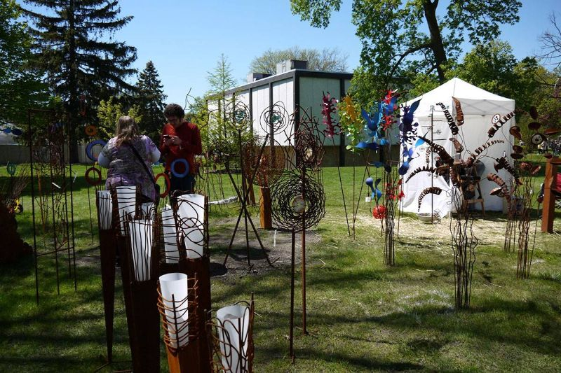 Lawn and Garden Art pieces