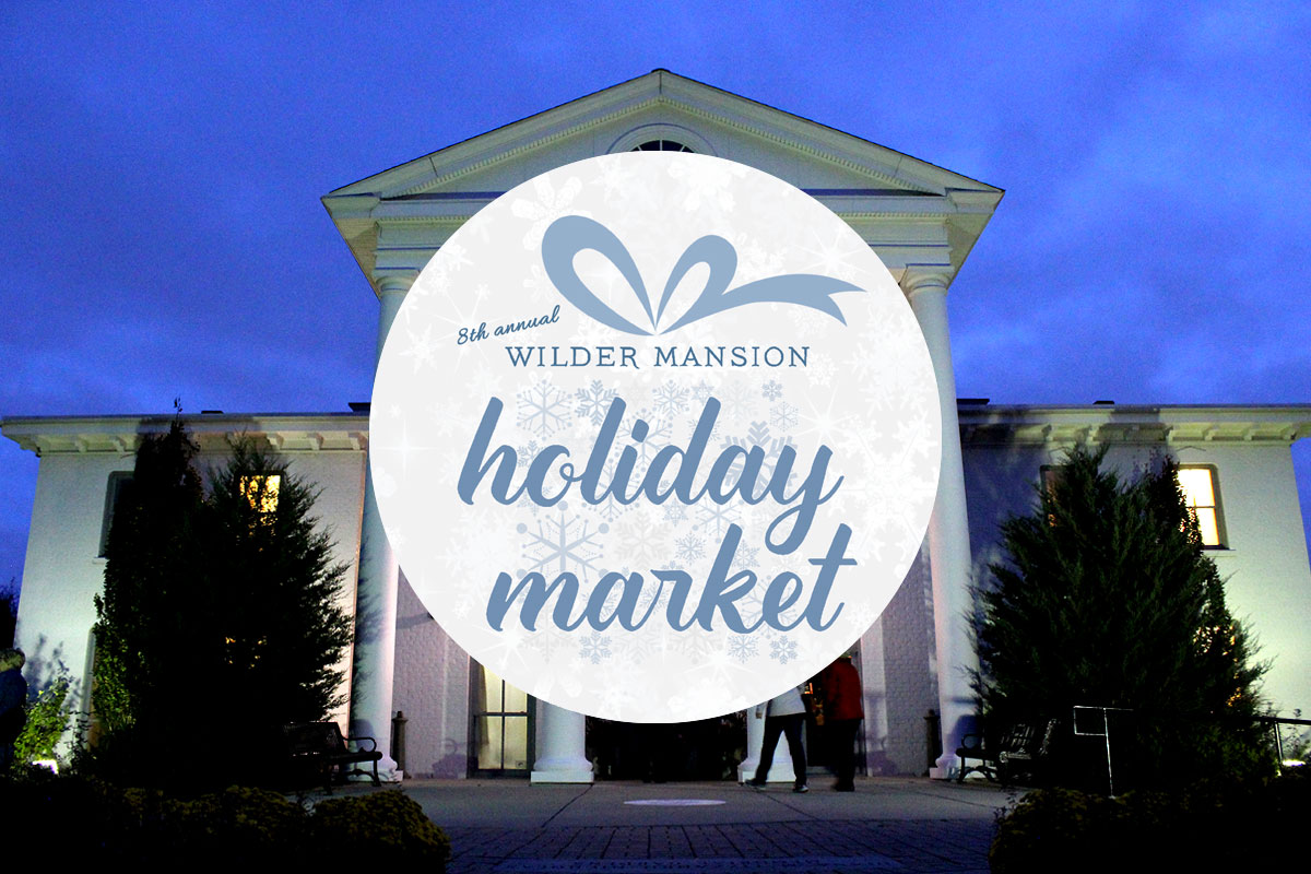 Holiday Market | Wilder Mansion Art Show in Elmhurst